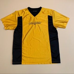 Vintage Tommy Hilfiger yellow jersey